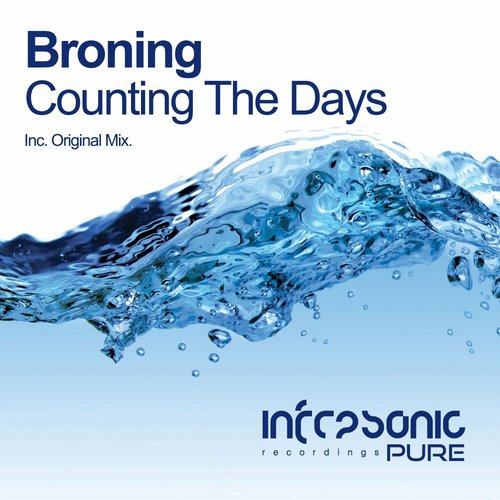 Broning - Counting The Days (original Mix) on Revolution Radio