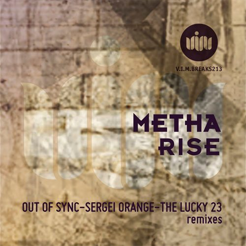 Metha – Rise (the Lucky 23 Remix) on Revolution Radio