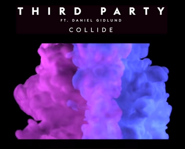 Third Party Feat. Daniel Gidlund - Collide (original Mix) on Revolution Radio