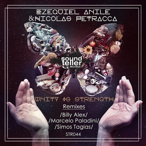 Nicolas Petracca, Ezequiel Anile – Unity Is Strength (marcelo Paladini Remix) on Revolution Radio