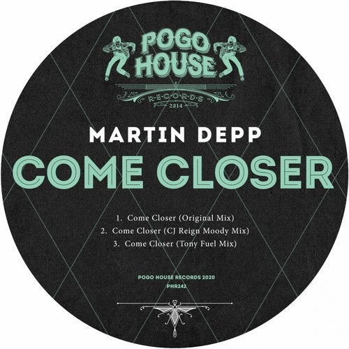 Martin Depp - Come Closer (tony Fuel Mix) on Revolution Radio