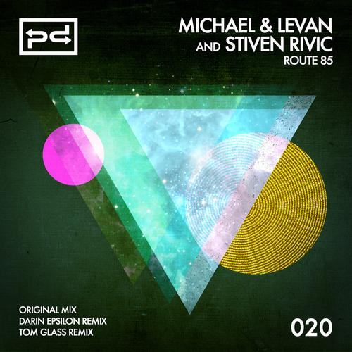 Stiven Rivic, Michael And Levan - Route 85 (darin Epsilon Remix) on Revolution Radio