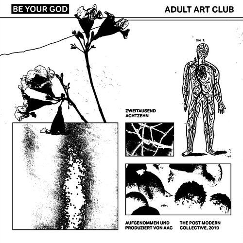 Adult Art Club - Be Your God (original Mix) on Revolution Radio
