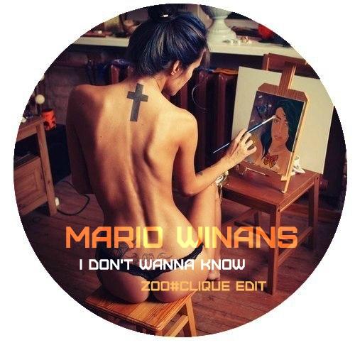 Mario Winans - I Don't Wanna Know (zoo#clique Edit) on Revolution Radio