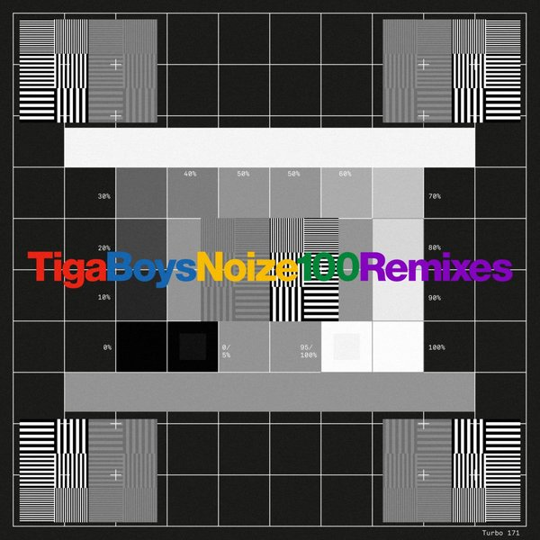 Tiga, Boys Noize - 100 (trace 7000 Remix) on Revolution Radio
