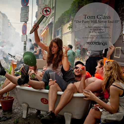 Tom Glass - Let It Whip (original Mix) on Revolution Radio
