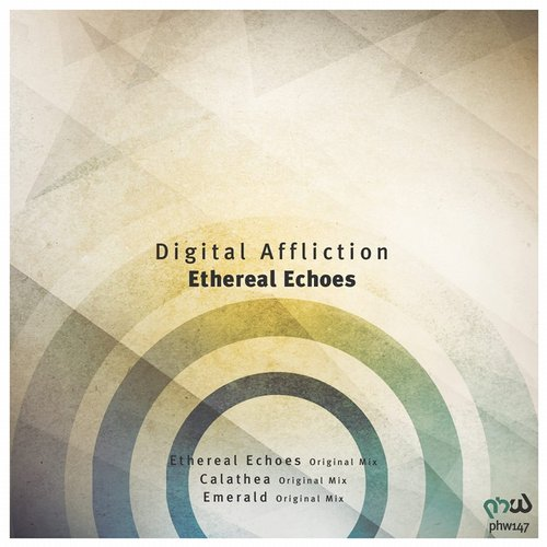 Digital Affliction - Ethereal Echoes (original Mix) on Revolution Radio