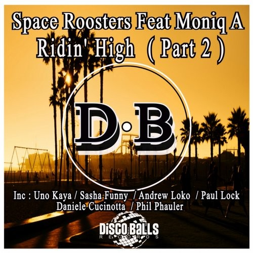 Space Roosters, Moniq A - Ridin High (sasha Funny Remix) on Revolution Radio