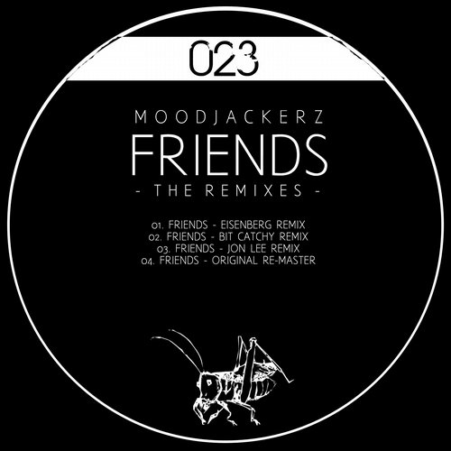 Moodjackerz - Friends (eisenberg Remix) on Revolution Radio