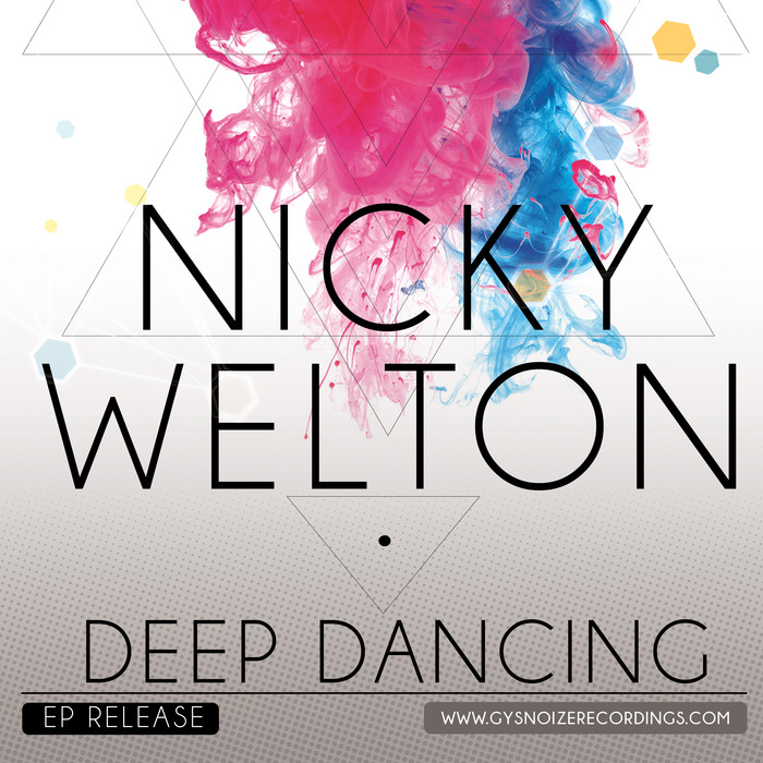 Nicky Welton – Deep Dancing (original Mix) on Revolution Radio