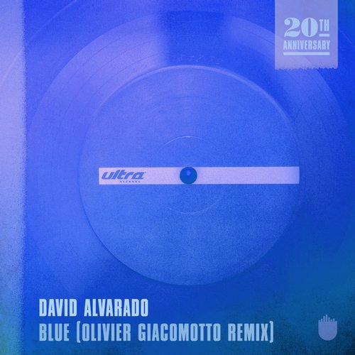 David Alvarado - Blue (olivier Giacomotto Remix) on Revolution Radio
