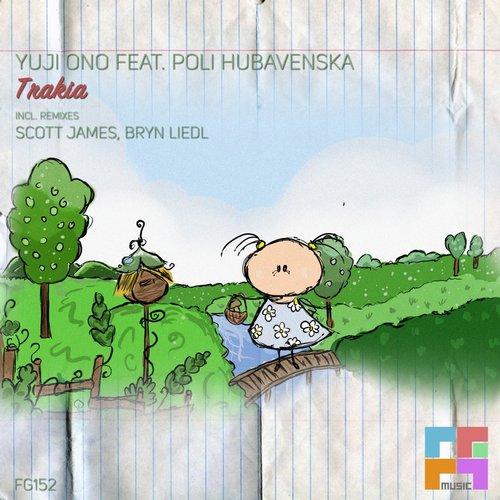 Yuji Ono Feat. Poli Hubavenska - Trakia (original Mix) on Revolution Radio