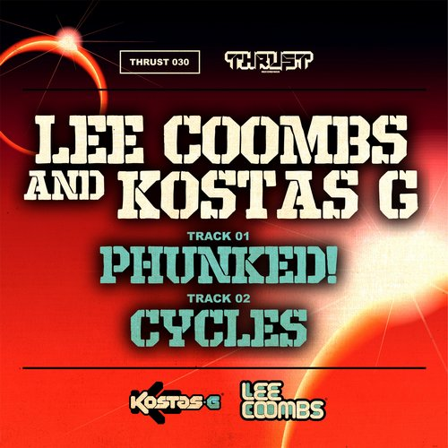 Lee Coombs, Kostas G - Cycles (original Mix) on Revolution Radio