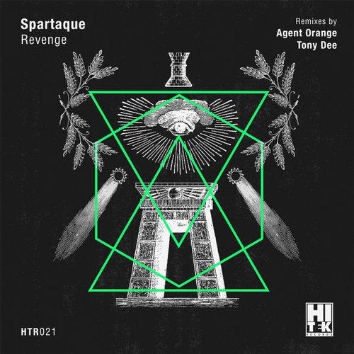 Spartaque - Revenge (original Mix) on Revolution Radio