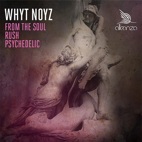 Whyt Noyz - Psychedelic (original Mix) on Revolution Radio