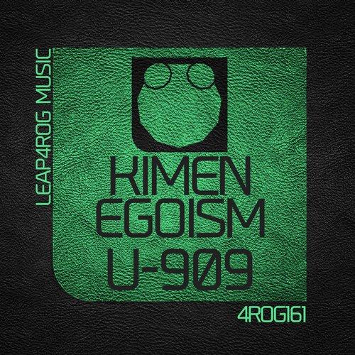 Kimen, Egoism - U-909 (original Mix) on Revolution Radio