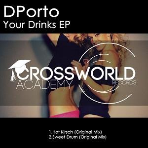 Dporto - Sweet Drum (original Mix) on Revolution Radio