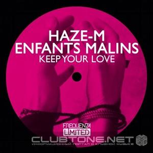 Haze - M, Enfants Malins - Oldshit (original Mix) on Revolution Radio