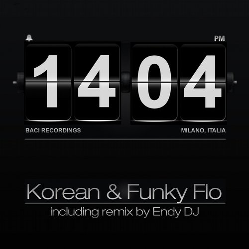 Korean And Funky Flo - Unexpected (original Mix) on Revolution Radio