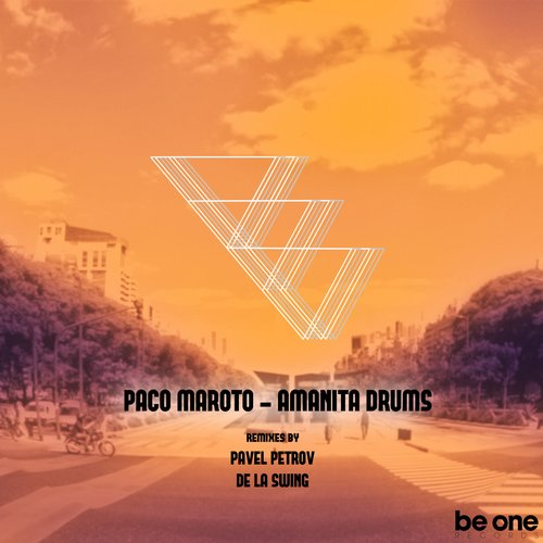 Paco Maroto - Amanita Drums (pavel Petrov Remix) on Revolution Radio