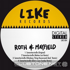 Mayfield Roth – Samariterstrasse (original) on Revolution Radio