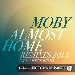 Moby - Almost Home (teemid Mix) on Revolution Radio