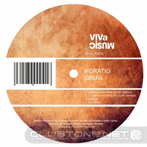 Gruia, Horatio - The Ritual (original Mix) on Revolution Radio