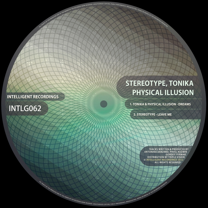 Physical Illusion And Stereotype And Tonika - Leave Me (original Mix) on Revolution Radio
