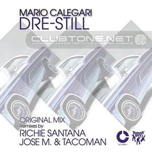 Mario Calegari - Dre Still (original Mix) on Revolution Radio