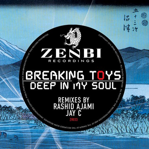 Breaking Toys - Deep In My Soul (jay C Remix) on Revolution Radio