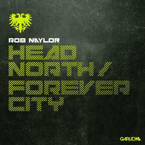 Rob Naylor - Forever City (original Mix) on Revolution Radio