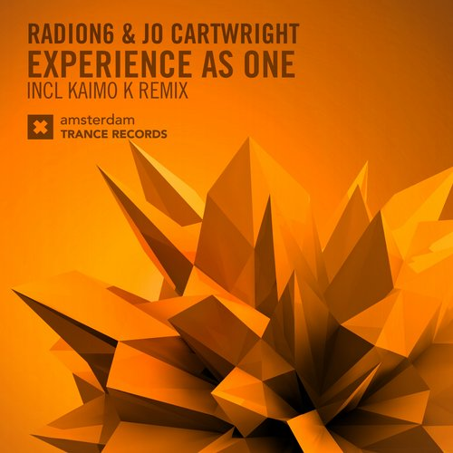 Radion6 And Jo Cartwright - Experience As One (kaimo K Remix) on Revolution Radio