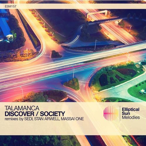 Talamanca - Society (original Mix) on Revolution Radio