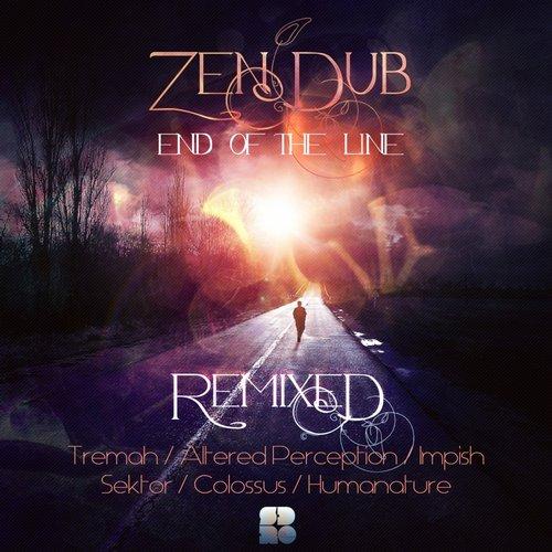Zen Dub - Fading Memories (impish Remix) on Revolution Radio