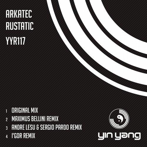 Arkatec - Rustatic (i'gor Remix) on Revolution Radio