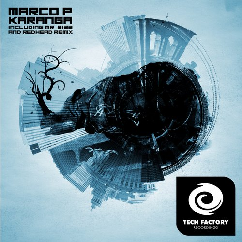 Marco P - Karanga (redhead Remix) on Revolution Radio