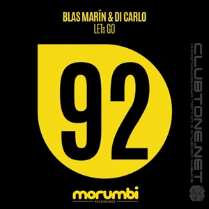 Blas Marin, Di Carlo - Lets Go (original Mix) on Revolution Radio