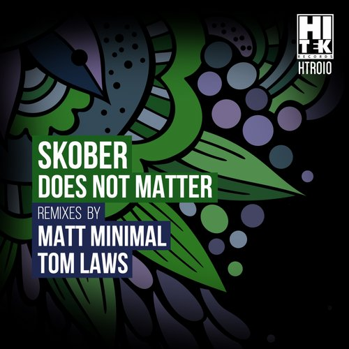 Skober - Does Not Matter (original Mix) on Revolution Radio