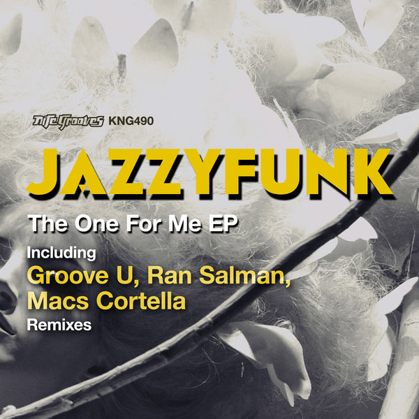 Jazzyfunk - The One For Me (original Mix) on Revolution Radio