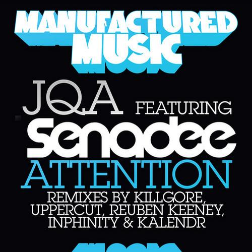 Jqa, Senadee - Attention (uppercut Remix) on Revolution Radio