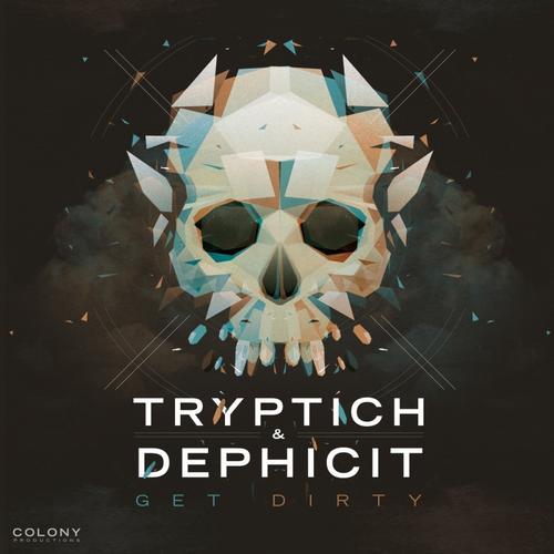Tryptich, Dephicit - Get Dirty on Revolution Radio