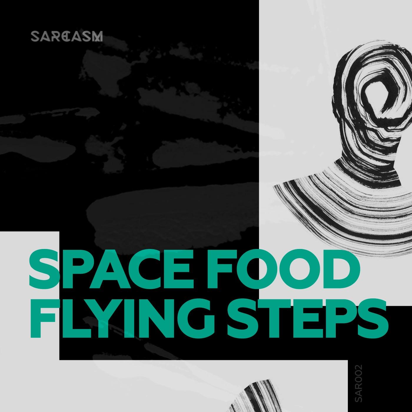 Space Food - Rise Up (original Mix) on Revolution Radio