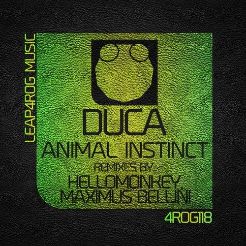 Duca – Animal Instinct (original Mix) on Revolution Radio