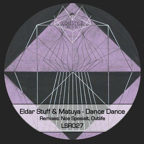 Matuya, Eldar Stuff - Dance Dance (original Mix) on Revolution Radio