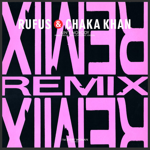 Rufus, Chaka Khan - Aint No Body (phunktastike Remix) on Revolution Radio