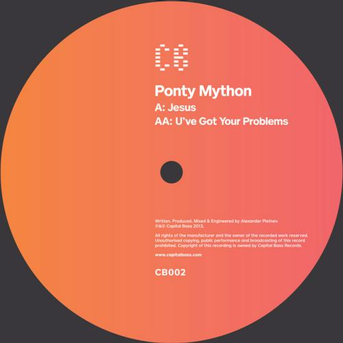 Ponty Mython – Jesus (original Mix) on Revolution Radio