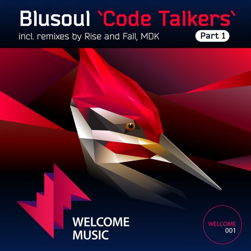 Blusoul – Code Talkers (original Mix) on Revolution Radio
