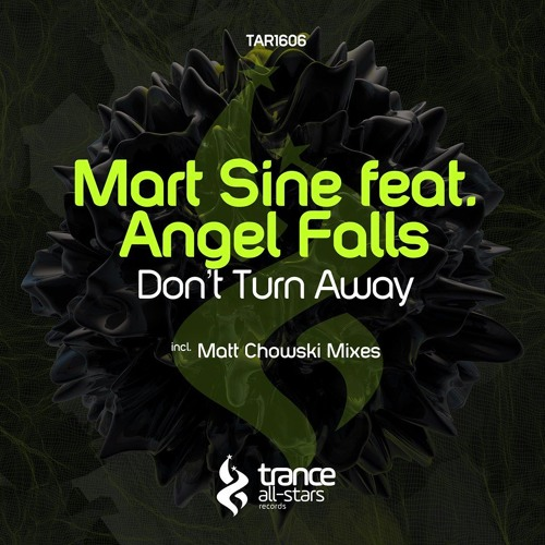 Mart Sine - Don't Turn Away (original Mix) on Revolution Radio