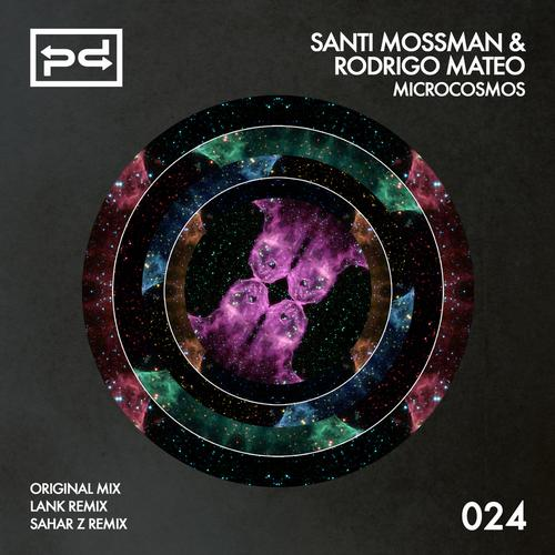 Santi Mossman And Rodrigo Mateo - Microcosmos (original Mix) on Revolution Radio