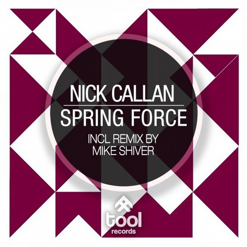 Nick Callan - Spring Force (original Mix) on Revolution Radio